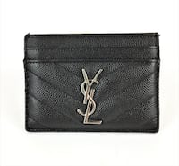 Yves Saint Laurent Quilted Card Holder Las Vegas