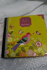 HANDMADE.BIRDS AND BUTTERFLIES  ALBUM. NW Calgary, T3G 4A5