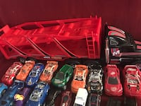 Race cars and transport trailer Moreno Valley, 92551
