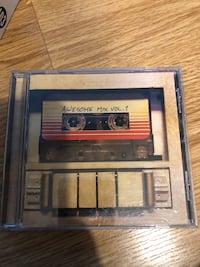 Guardians of the Galaxy CD
