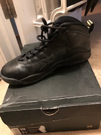 Men's Air Jordan Retro 10  High Point, 27265