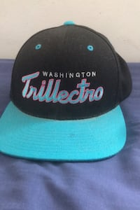 DC Trillectro 2015 Official SnapBack hat