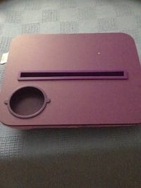 This is nice to put your laptop even draw or write a letter or games