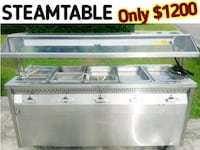 stainless steel and white food warmer Myrtle Beach, 29588