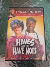 Tyler Perry's The Haves and the Have Nots used DVD Lancaster, 17602