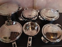 Pots and pans (Used) Calgary, T2X 0L4