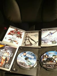 PS3 games Indianola, 50125