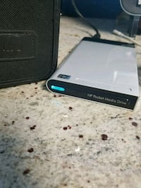 External Drive HP Pocket Drive 500gb 48 km