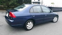 Honda - Civic - 2003 Sterling