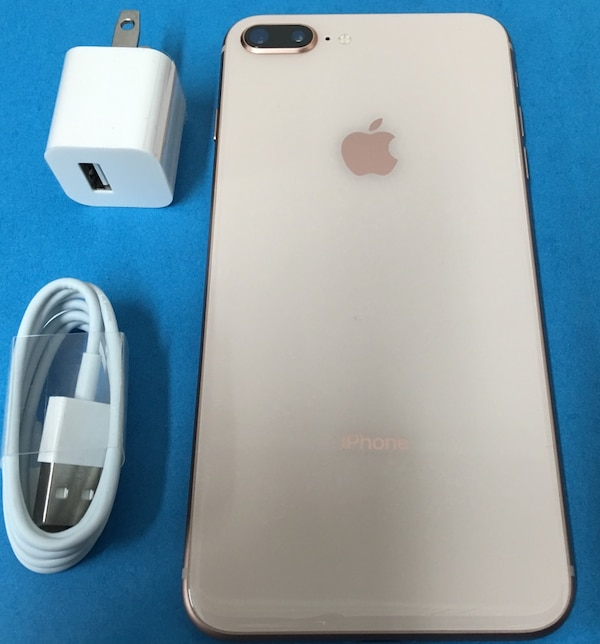 5bed17f53af Used 256GB Gold iPhone 8 Plus(8+) - Factory Unlocked for sale in New ...