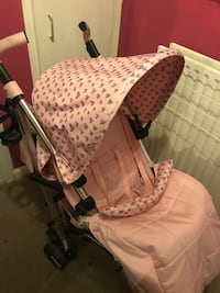 Baby's white and gray bassinet Brierley Hill, DY5 2TL