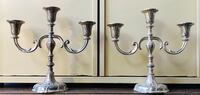 Silver plated candle stick holders Vaughan, L6A 3N9