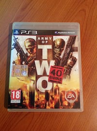 Army of two per ps3