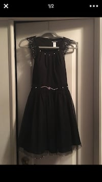 Black party dress size small Spring Hill, 34609