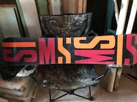 black and red Supreme skateboard Cavan-Millbrook-North Monaghan, L0A 1G0