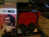 black and red corded headphones Fresno, 93703