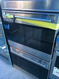 Wolf double oven stainless steel  Buena Park, 90621