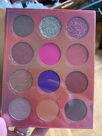 brand new pur eye shadow pallate Toronto, M6B 3H7