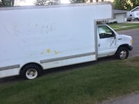 1994 Ford e350 box truck Moorhead, 56560