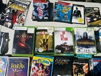 Xbox 360 games  Bell, 90201