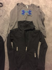 Ladies name brand Zip-ups hoodie and pullover Cambridge, N3H