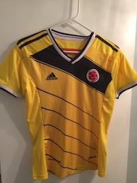 Adidas Colombia Home Jersey Shirt
