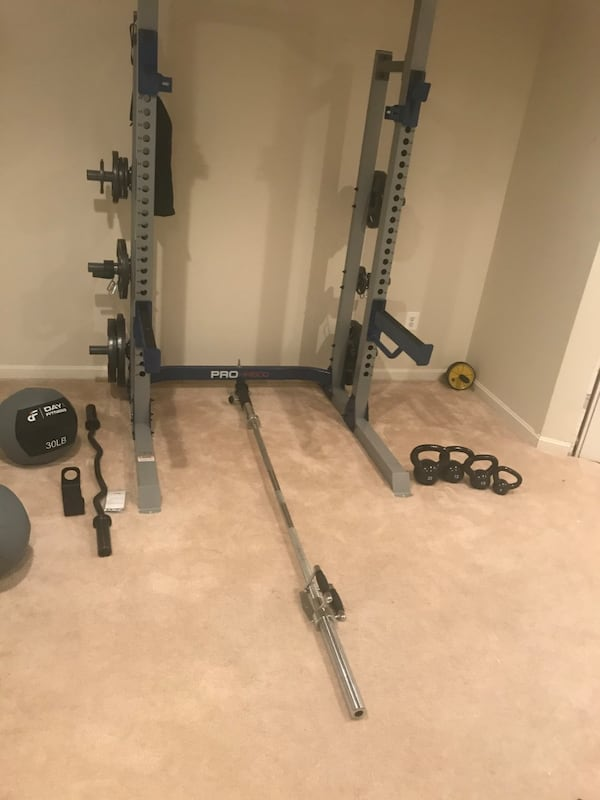 Complete Home Gym 2