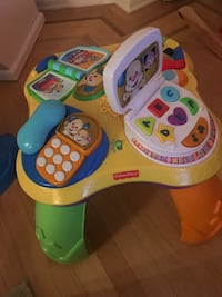 fisher price table toy
