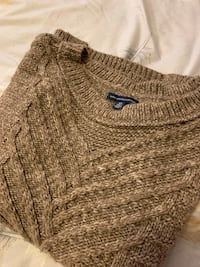 American Eagle Knit Wool Sweater