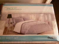 Bella Russo Queen 6-pc Sheet Set  Springdale, 20774
