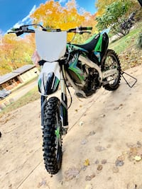2009 Kawasaki KX250F  Fort Washington, 20744