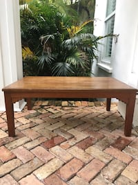 Antique Coffee Table/TV Stand