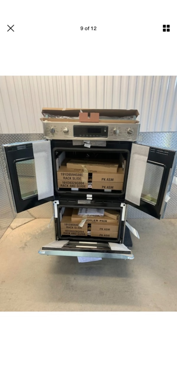 GE Cafe CTD90FP2MS1 True Convection Double Electric Wall Oven d57fe170-27b5-43ab-8a1d-304ec067e2c7