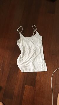 white spaghetti strap crop top Vaughan, L4J 9K9