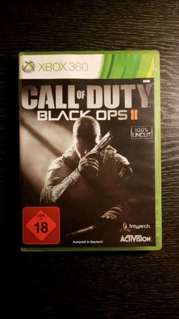 Xbox 360 Spiel - Call of Duty Black Ops 2
