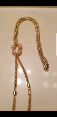 gold chain necklace  Antioch, 94531