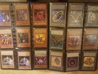 YUGIHO CARD BUNDLE,  DIFFERNT SORTS OF CARDS.