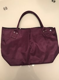 Agnes B purple shoulder bag  Richmond, V6V 0B1
