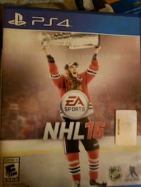 Sony PS4 NHL 16 game Bristow