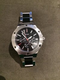 Almost new men's Guess stainless steel watch  Vaughan, L6A 1S1