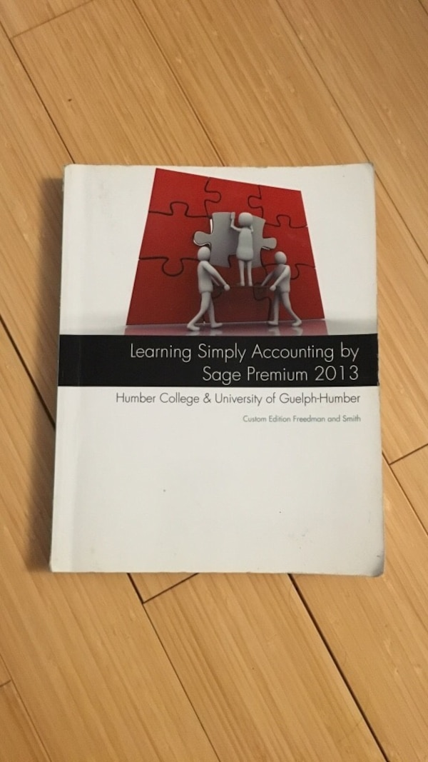 Learning Simply Accounting by Sage Premium 2013