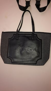 New Black leather Givenchy tote bag Edmonton, T5B