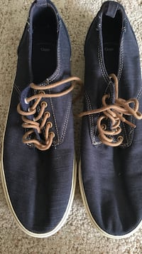 Mens Gap shoes. Size 11. Excellent condition. Worn once Orion, 61273