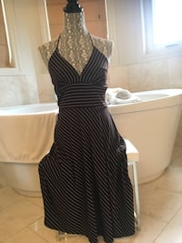 Halter Dress Size small but Stretchy Mississauga, L4Z 4A1