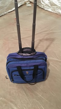 blue and black softside luggage Ashburn, 20147