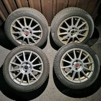 fiat winter tires Mississauga, L4W 1E3