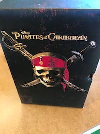 Disney Pirate of the Caribbean