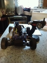 black and gray RC car St. Louis, 63118