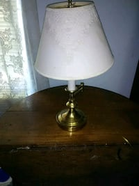 white and brass table lamp Tonopah, 89049