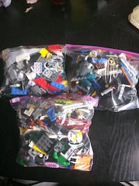 assorted plastic toys in pack Holiday, 34690